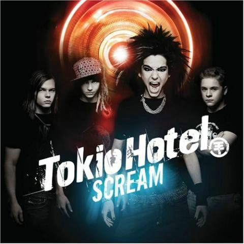 Tokio Hotel-《Scream》(Retail)