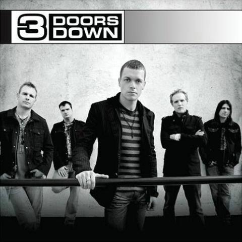 3 Doors Down-《3 Doors Down》
