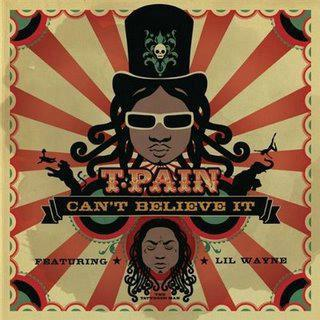 T Pain ft Lil Wayne-Can't Believe It